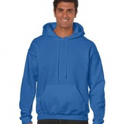 18500 Adult Basic Hoodie - Royal Blue