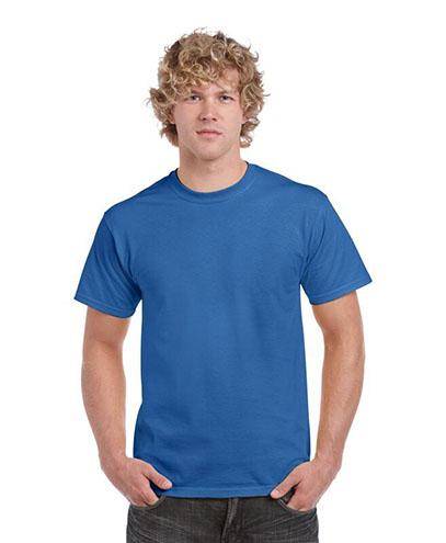 2000 Adult Basic T-shirt - Royal