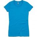 4002 Womens Wafer T-shirt - Arctic Blue