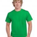 5000 Mens Basic T-shirt - Irish Green