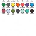 5002 Colour Options