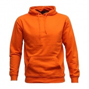 EHP Adults Edge Hoodie - Orange