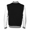 LMJ Adults Letterman Jacket - Back