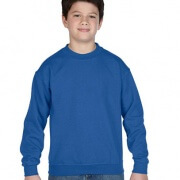 18000 Kids Basic Sweatshirt - Blue