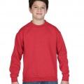 18000 Kids Basic Sweatshirt - Red