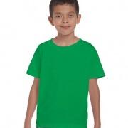 2000B Kids Basic T-shirt - Irish Green