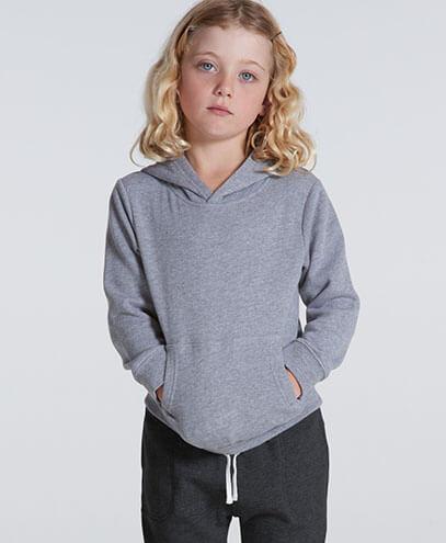 3022 Kids Streetwear Hoodie - Front