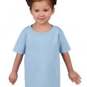 5100P Toddler Basic T-shirt - Baby Blue