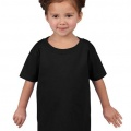 5100P Toddler Basic T-shirt - Black