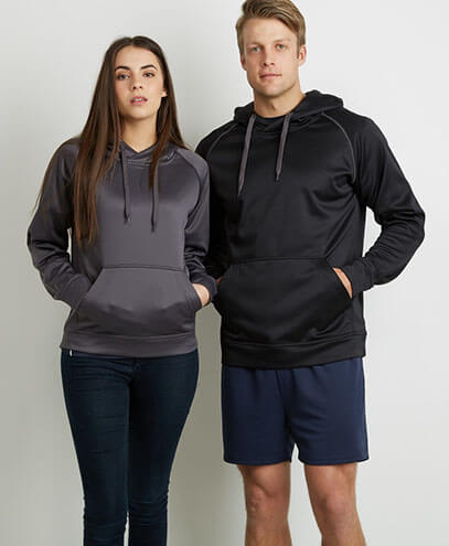 XTH Adults Performance Hoodie - Worn