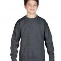 18000 Kids Basic Sweatshirt - Dark Heather
