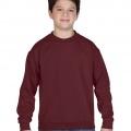 18000 Kids Basic Sweatshirt - Maroon