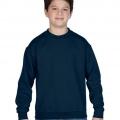 18000 Kids Basic Sweatshirt - Navy