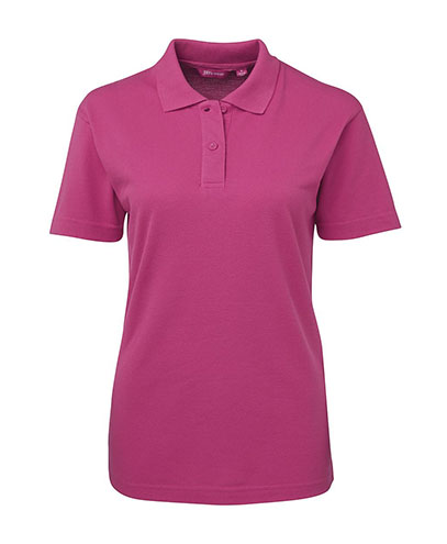 2LPS Ladies 210 Polo - Front