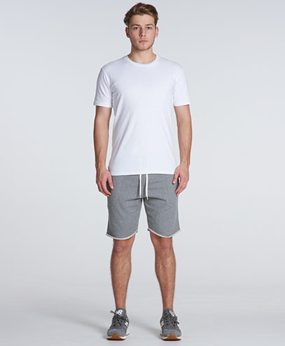 5905 Adults Track Shorts - Front