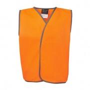 6HVSV Kids Hi Vis Safety Vest - Front
