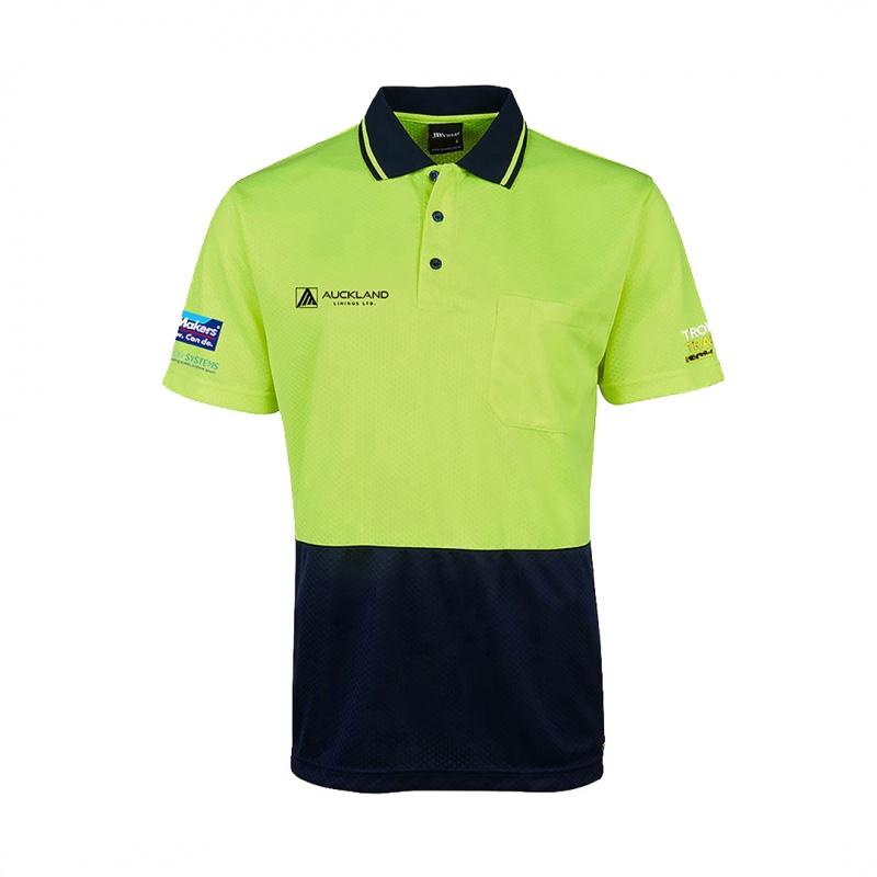 Auckland Linings - Work Wear / Hi Viz Polo