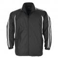 J3150B Kids Flash Team jacket - Black / White