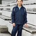 J3150B Kids Flash Team jacket - Worn