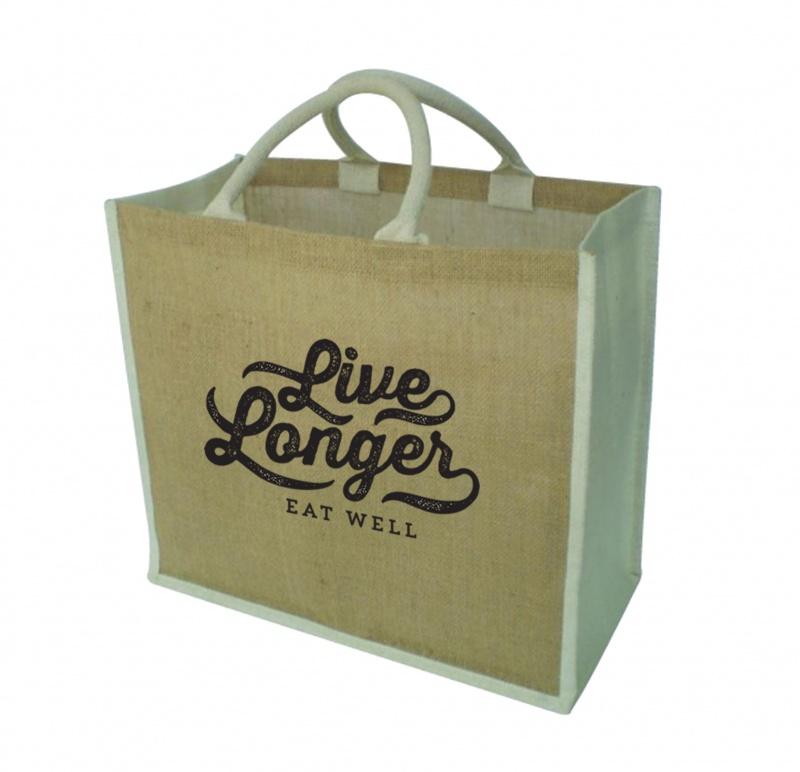 Live Longer - Corporate Bag