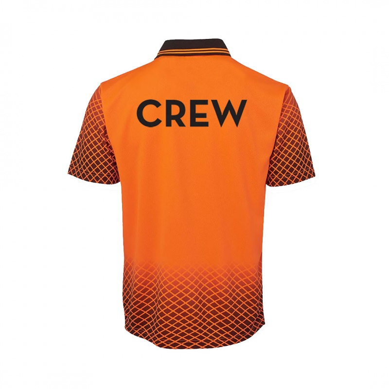 Crew - Work Wear / Hi Viz Polo