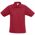 P300MS Mens Sprint Quick Dry Polo - Red