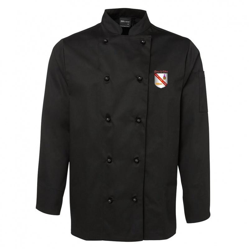 Pane E Vino - Business Chefs Jacket
