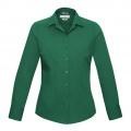 S316LL Womens Verve Long Sleeve Shirt - New Green