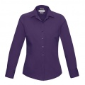 S316LL Womens Verve Long Sleeve Shirt - Purple