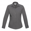 S316LL Womens Verve Long Sleeve Shirt - Silver