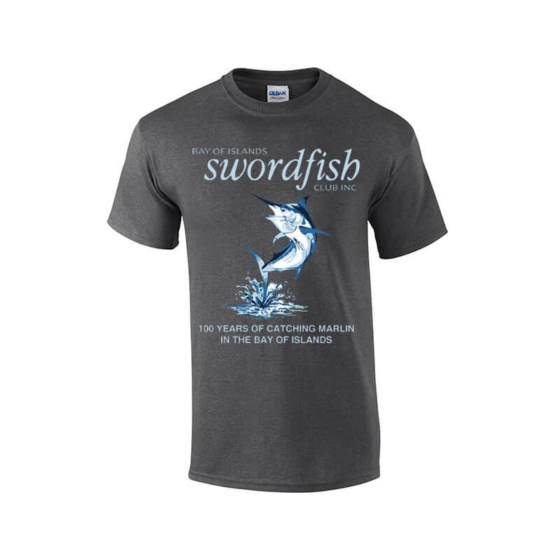 Bay of Islands Swordfish Club - Tee