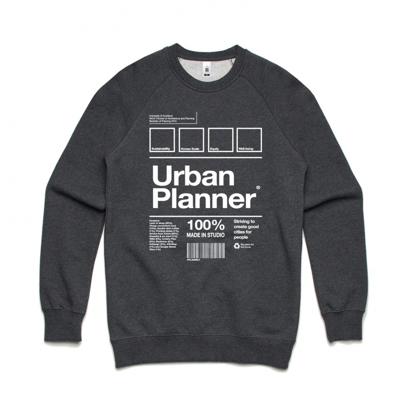 NICAI Planning - University Student Sweatshirt
