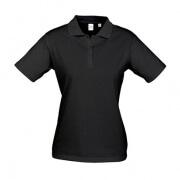 P112LS Ladies Ice Polo - Black