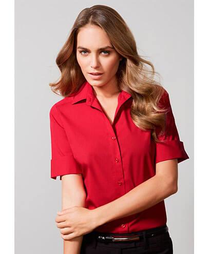 S316LS Womens Verve Short Sleeve Shirt - Worn