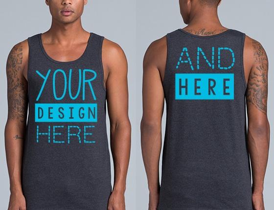Singlet - Your Design Here