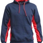 mph contrast hoodie