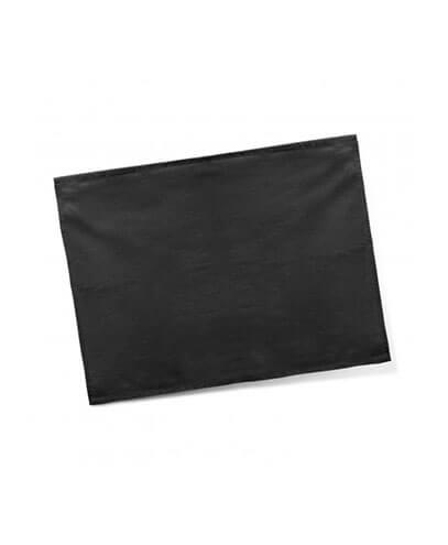 112227 Basic Cotton Tea Towel - Black