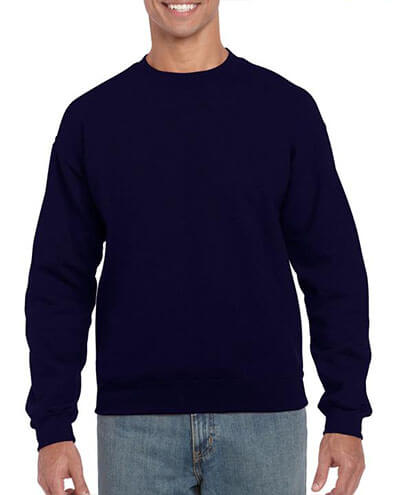 18000 Adults Basic Sweatshirt - Navy