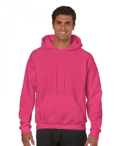 18500 Adults Hoodie - Heliconia