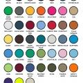 2000 Colour Options
