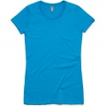 4002 Womens Wafer T-shirt - Arctic Blue