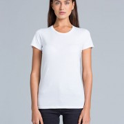 4002 Womens Wafer T-shirt - Front