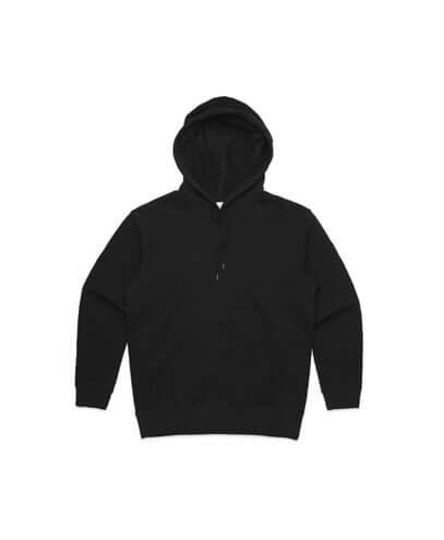 4120 Womens Premium Hoodie - Black