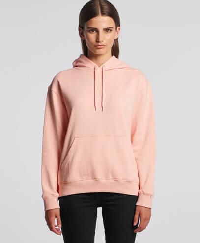 4120 Womens Premium Hoodie - Front