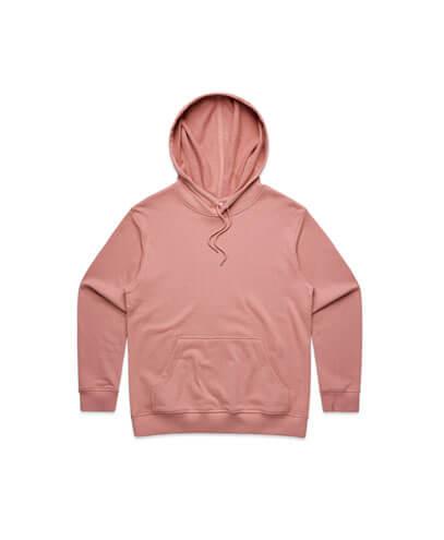 4120 Womens Premium Hoodie - Rose