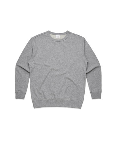 4121 Womens Premium Sweatshirt - Grey Marle
