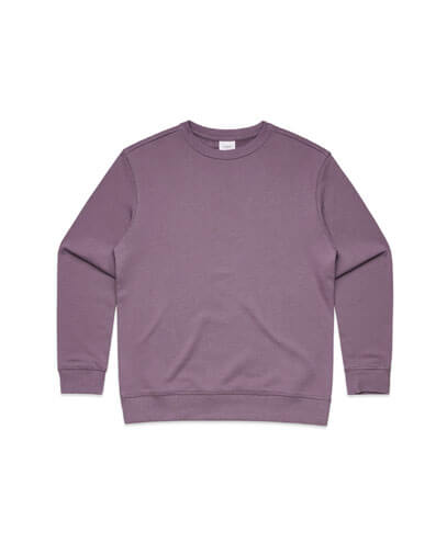 4121 Womens Premium Sweatshirt - Mauve