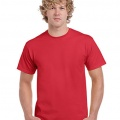 5000 Mens Basic T-shirt - Red