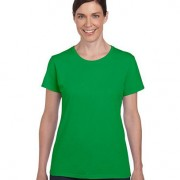 5000L Womens Basic T-shirt - Irish Green