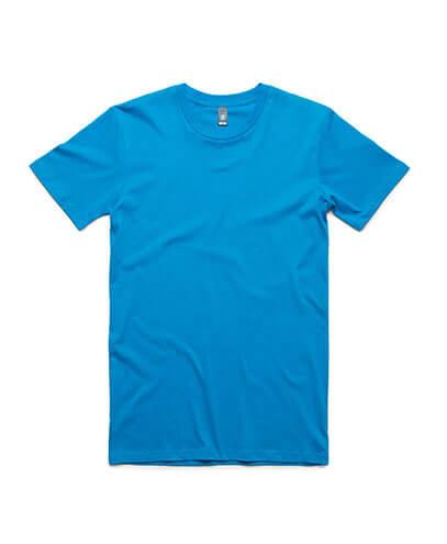 5001 Mens Staple T-shirt - Arctic Blue